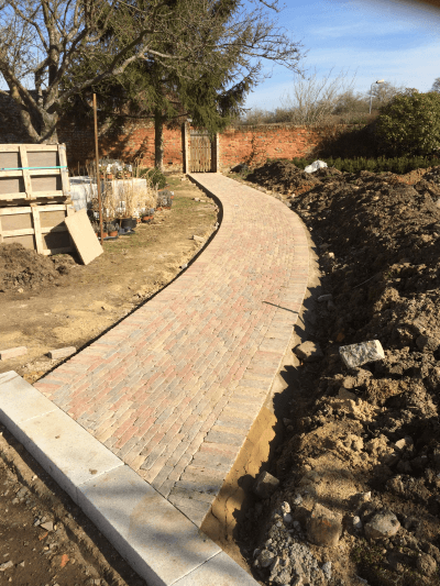 Ascot Path Completed
